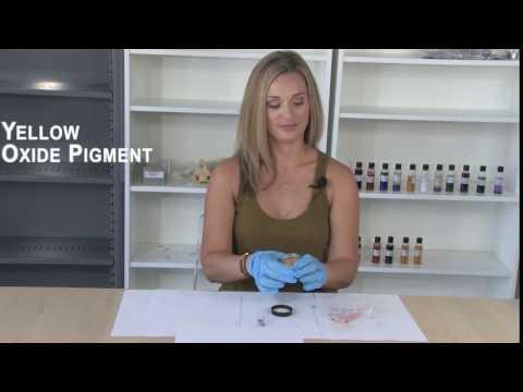 Pigment - Yellow Oxide