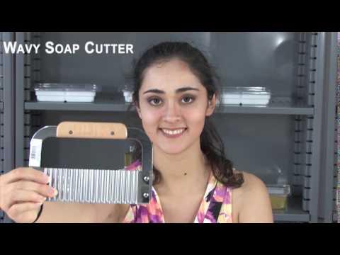 Wavy Soap Cutter