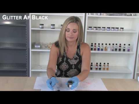 Glitter - AF Black