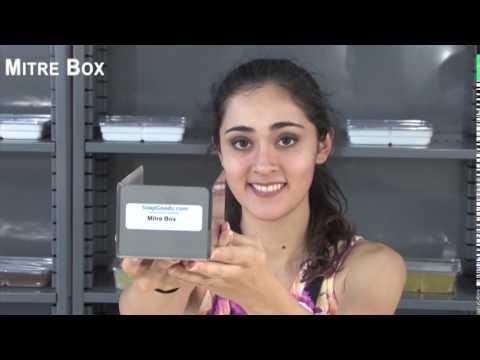 Mitre Box
