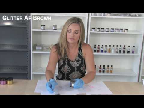 Glitter - AF Brown