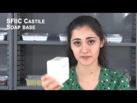 SFIC Castile Soap Base Soy Free