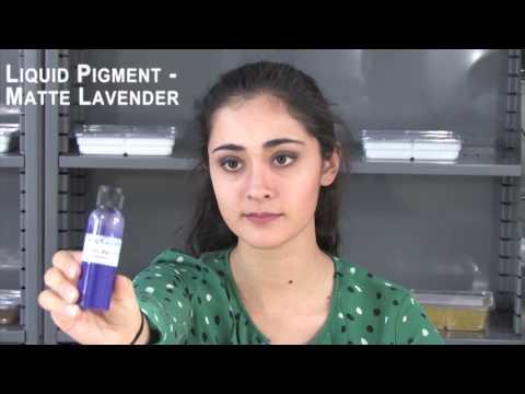 Liquid Pigment - Matte Lavender