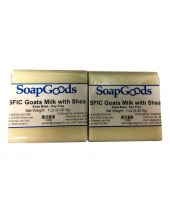 SFIC Goats Milk & Shea Soap Base