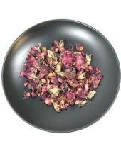 Botanical - Rose Buds and Petals
