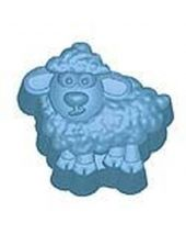 Stylized Baa Baa Sheep Soap Mold