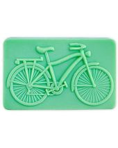 Nature Bicycle Soap Mold