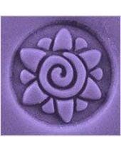 Stamp - Spiral Flower