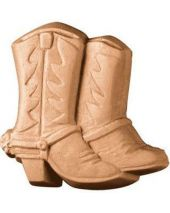 Nature Boots And Spurs Soap Mold
