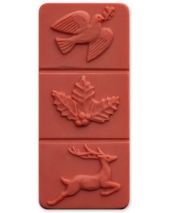 Nature Breakaway Holiday Soap Mold