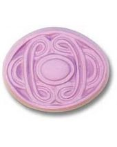 Nature Celtic Oval Soap Mold