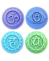 Nature Chakras 1 Soap Mold