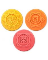 Nature Chakras 2 Soap Mold