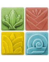 Nature Cubisms Soap Mold
