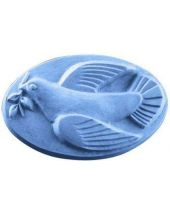 Nature Dove of Peace Soap Mold