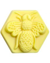 Nature Filigree Bee Soap Mold