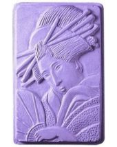 Nature Geisha Soap Mold