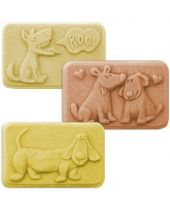 Nature Good Dogs 2 Soap Mold