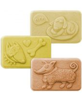 Nature Good Dogs Soap Mold