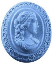 Nature Guest Cameo Soap Mold