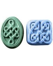 Nature Guest Celtic Knots Soap Soap Mold