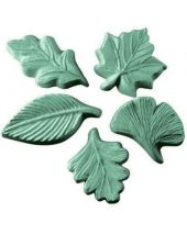 Nature Guest Leaves Soap Mold