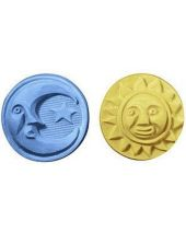 Nature Guest Sun Moon Soap Mold