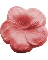 Nature Hibiscus Soap Mold
