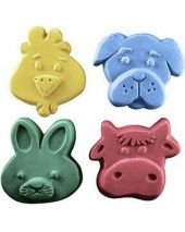Nature Kid Critters 3 Soap Mold