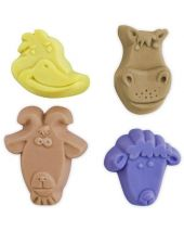 Nature Kid Critters 5 Soap Mold