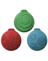 Nature Ornaments Soap Mold
