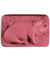 Nature Pig Soap Mold