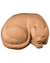 Nature Sleeping Cat Soap Mold
