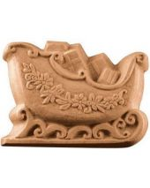 Nature Sleigh Soap Mold
