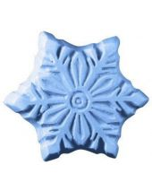 Nature Snowflake 2 Soap Mold