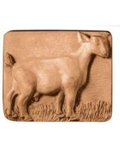 Nature Standing Goat Soap Mold