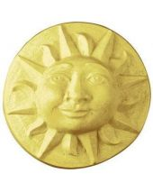 Nature Sun Face Soap Mold