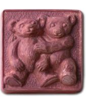 Nature Teddybears Soap Mold