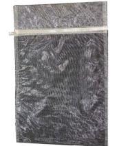 Organza Bag - Ivory 8 x 12