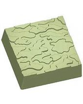 Stylized Camouflage Soap Mold