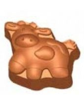 Stylized Cow Soap Mold