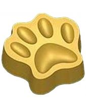 Stylized Dog Print Soap Mold