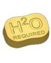 Stylized H2O Required Soap Mold