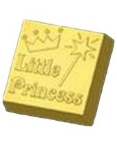 Stylized Little Princess Soap Mold