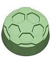 Stylized Soccer Ball Soap Mold