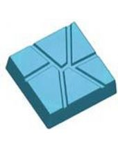 Stylized Square Mosaic Soap Mold