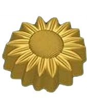 Stylized Sunflower Soap Mold
