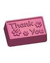 Stylized Thank You Soap Mold