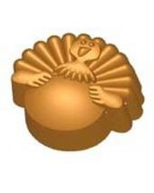 Stylized Tommy Turkey Soap Mold