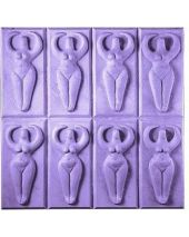 Tray Goddess Soap Mold
